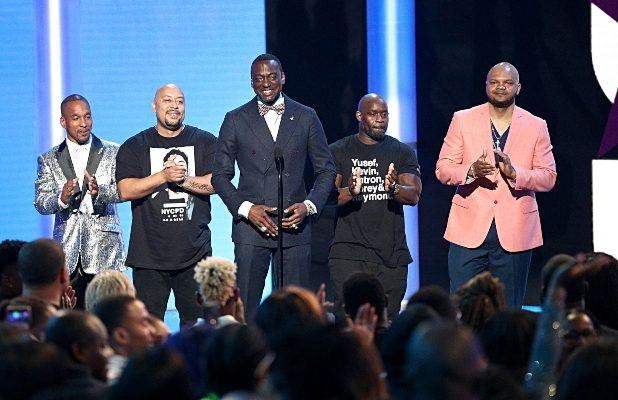 'Central Park 5' No More – 'Exonerated 5' Receive Standing Ovation at 2019 BET Awards (Video)