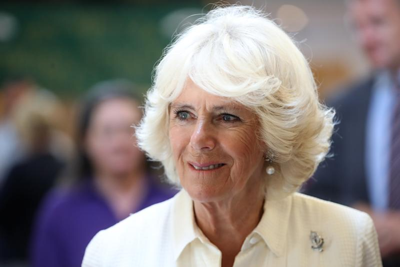 Why Camilla Parker Bowles Won't Be Attending Princess Eugenie's Wedding