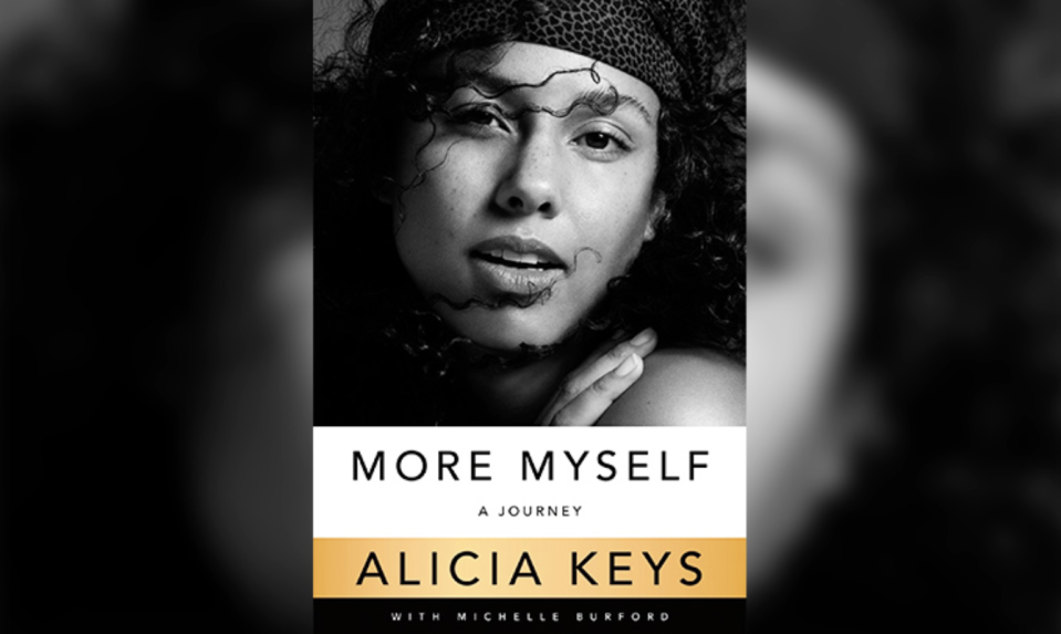 Iconic music superstar Alicia Keys discusses the highs and lows of writing her autobiography, More Myself, and how it's a companion piece to her new album, ALICIA.