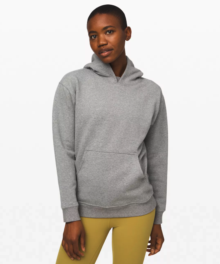 All Yours Hoodie. Image via Lululemon.