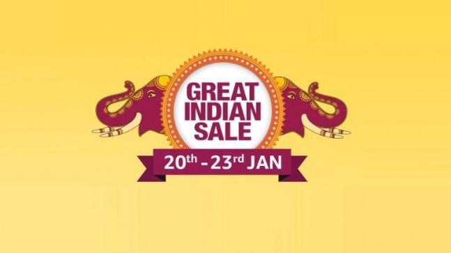 The Great Indian Sale will start from January 20 and last until January 23. The sale will offer massive discounts on popular gadgets as well as lifestyle items.
