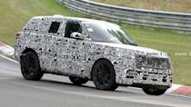"""<p>The next-gen<a href=""""https://www.motor1.com/land-rover/range-rover/"""" rel=""""nofollow noopener"""" target=""""_blank"""" data-ylk=""""slk:Land Rover Range Rover"""" class=""""link rapid-noclick-resp""""> Land Rover Range Rover </a>hits the Nürburgring in these spy videos. The track isn't a place you'd usually expect to see the big, luxury SUV.</p> <h3><a href=""""https://www.motor1.com/news/437479/land-rover-range-rover-spied/"""" rel=""""nofollow noopener"""" target=""""_blank"""" data-ylk=""""slk:New Land Rover Range Rover Spied Testing With A Rollcage"""" class=""""link rapid-noclick-resp"""">New Land Rover Range Rover Spied Testing With A Rollcage</a></h3> <h2>Range Rover News:</h2><br><a href=""""https://www.motor1.com/news/429134/range-rover-fifty-anniversary/"""" rel=""""nofollow noopener"""" target=""""_blank"""" data-ylk=""""slk:Range Rover Fifty Limited Edition Celebrates Golden Anniversary"""" class=""""link rapid-noclick-resp"""">Range Rover Fifty Limited Edition Celebrates Golden Anniversary</a><br><a href=""""https://www.motor1.com/reviews/428270/2020-range-rover-velar-svautobiography-dynamic-review/"""" rel=""""nofollow noopener"""" target=""""_blank"""" data-ylk=""""slk:2020 Range Rover Velar SVAutobiography Dynamic Review: Performance Art"""" class=""""link rapid-noclick-resp"""">2020 Range Rover Velar SVAutobiography Dynamic Review: Performance Art</a><br>"""