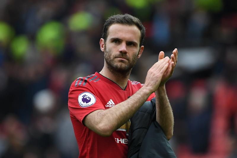 Juan Mata extended his stay at Manchester United by signing a new two-year contract on Wednesday