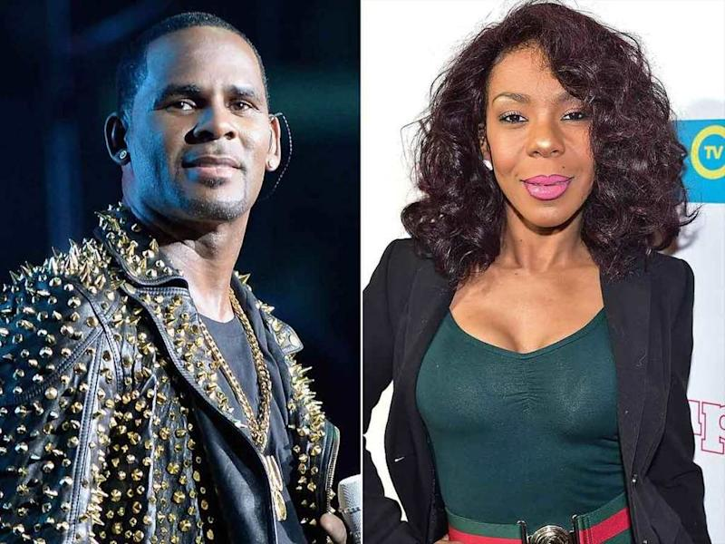 R. Kelly and Andrea Kelly | Earl Gibson III/Getty; Paras Griffin/WireImage