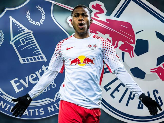 RB Leipzig have made a club-record offer of £22m for Ademola Lookman