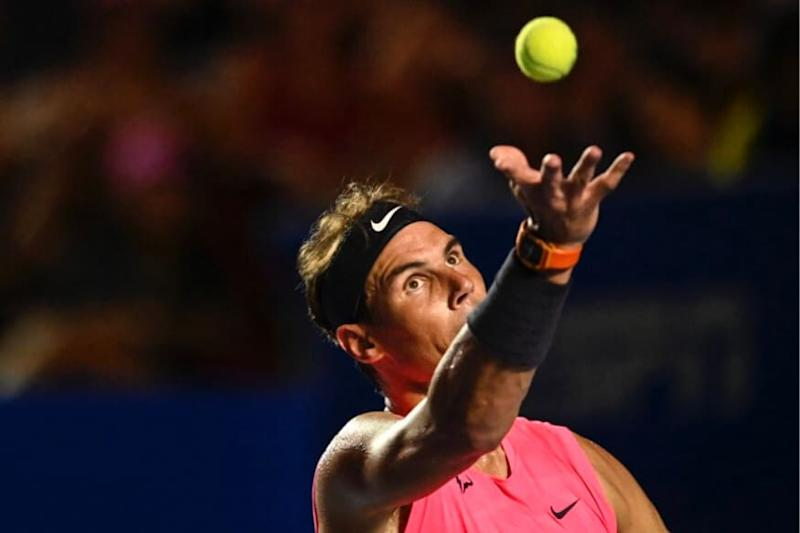 Mexican Open: Rafael Nadal Off to Easy Start in Acapulco, Defending Champion Nick Kyrgios Retires