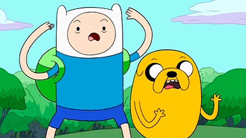 Adventure Time on Hulu