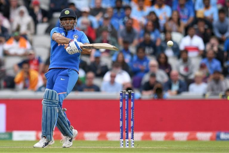 M.S. Dhoni is aiming to lead Chennai Super Kings to a fourth IPL title (AFP/Oli SCARFF)