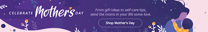 Celebrate Mother's Day 2021