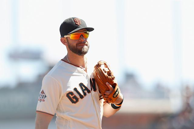 Evan Longoria is aware they play the sport of baseball for the fans. (Getty Images)