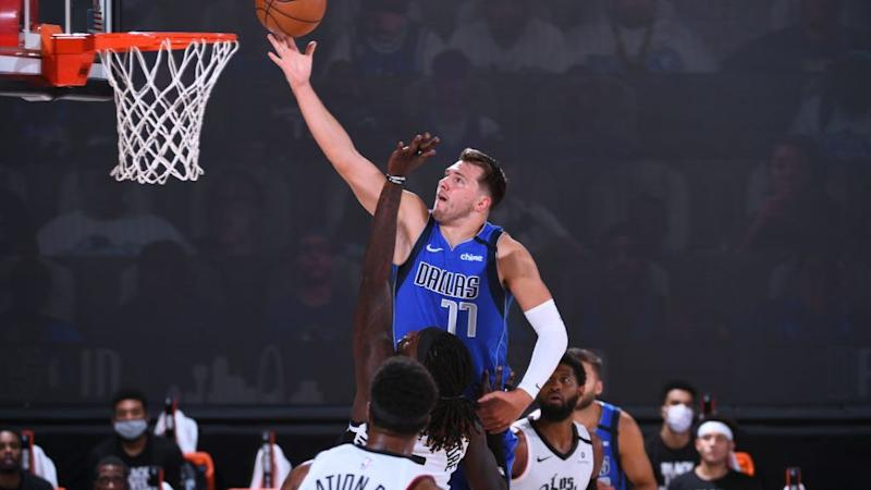 Luka Doncic To Start For Dallas Vs Clippers Sunday