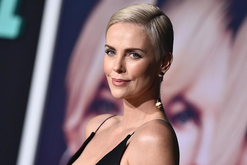 Charlize Theron | Lisa O'Connor/AFP/Getty