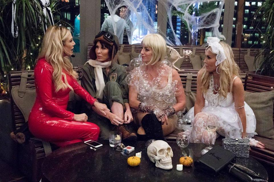 """<p><strong>When was it on? </strong><em>The Real Housewives of Orange County</em>, premiered in 2006; followed by in New York City and Atlanta in 2008, New Jersey in 2009, Washington, D.C. and Beverly Hills in 2010 (D.C. aired for a single season), Miami in 2011 and aired for three seasons, Potomac and Dallas in 2016, as well as the international installments, <em>The Real Housewives of Athens</em> premiered in 2011, Vancouver in 2012, Los Angeles (in French) in 2013, Melbourne in 2014, Cheshire in 2015, Auckland in 2016, Sydney, Toronto, Hungary in 2017 and South Africa in 2018.</p><p><strong>What's it about? </strong>The simplest way to put it is... rich women doing things. It's better than it sounds.</p><p><strong>What's the best season to watch as a beginner? </strong>Oh, god. Dip your feet in the water with <em>Beverly Hills</em>'s first season, and then go from there.</p><p><strong>Where can I watch it? </strong>Every American installment (except Dallas) is available to stream on Hulu.</p><p><a class=""""link rapid-noclick-resp"""" href=""""https://go.redirectingat.com?id=74968X1596630&url=https%3A%2F%2Fwww.hulu.com%2Fseries%2F5176a0f4-31d3-4a0f-a4ad-53b22f26b447&sref=https%3A%2F%2Fwww.redbookmag.com%2Flife%2Fg34945598%2Fbest-reality-shows%2F"""" rel=""""nofollow noopener"""" target=""""_blank"""" data-ylk=""""slk:watch now"""">watch now</a></p>"""
