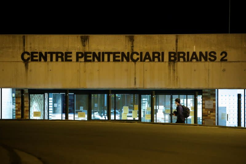 General view of the prison Brians 2 near Barcelona