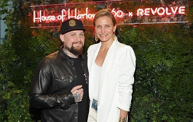 The actress married rocker Benji Madden in 2015. Source: Getty