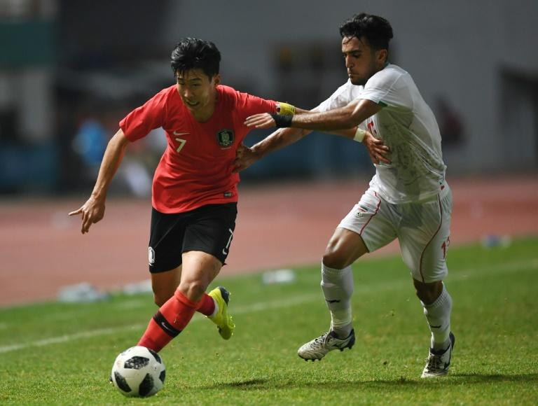 South Korea's captain Son Heung-min is 90 minutes away from an exemption that would allow him to see out his new five-year contract with Spurs