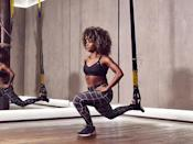 <p>Fleur East has to be in shape to sing and dance her way through her sets, but she also works out for her mental health and how it makes her feel. She loves core moves on the TRX, plus enjoys getting a sweat on at much-loved (and feared) Barry's Bootcamp.</p>