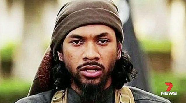 Melbourne-born IS recruiter Neil Prakash is begging the government to help him as he faces international criminal proceedings. Picture: 7 News
