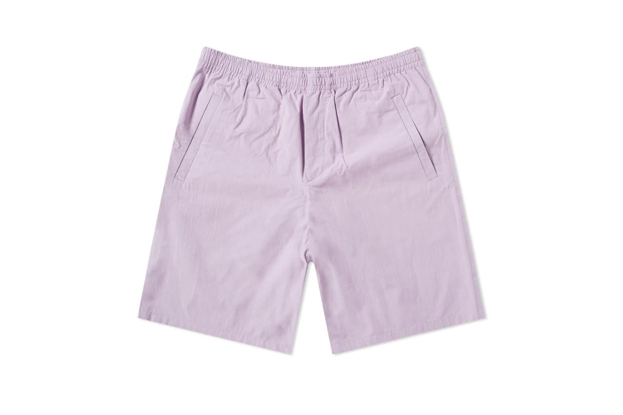 """$205, End Clothing. <a href=""""https://www.endclothing.com/us/acne-studios-romeo-cotton-ripstop-short-be0010-adi.html"""">Get it now!</a>"""