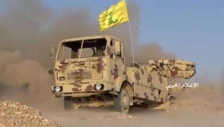 BBCI: Hezbollah-Syrian offensive launched against border militants