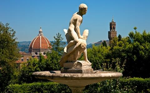 Boboli Gardens, Florence, Italy - Credit: This content is subject to copyright./Atlantide Phototravel