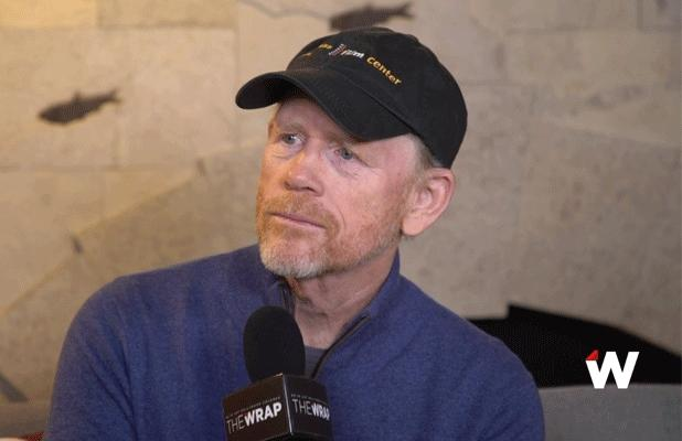 'Rebuilding Paradise' Director Ron Howard About Why He's Spoken Up About Climate Change (Exclusive Video)
