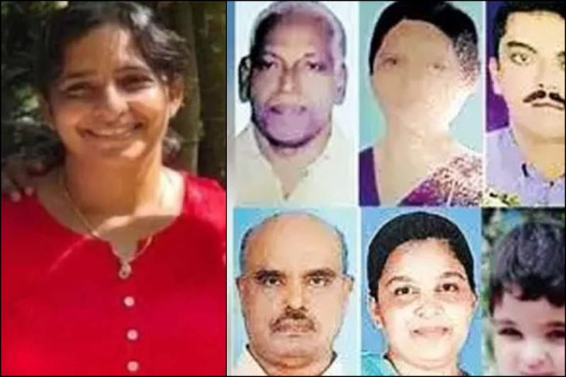 Kerala Woman who Killed Six with Cyanide-laced Food Showing Suicidal Tendencies in Custody: Police