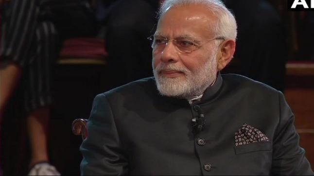 Reiterating that the incidents of rape and sexual assault on women is a matter of grave concern for the country, PM Modi said that why don't parents question their sons.