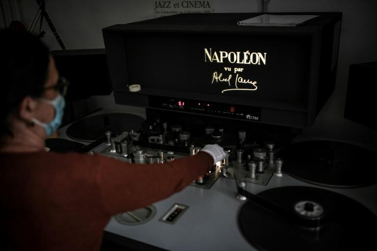 """It has taken 12 years to recreate the original seven-hour cut of Abel Gance's 1927 silent classic, """"Napoleon"""""""