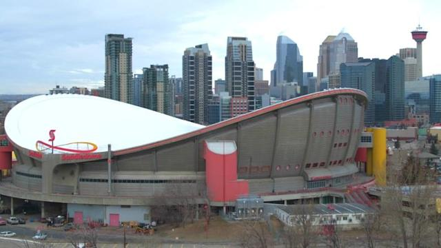 Calgary could use Saddledome for 2026 Olympics, IOC signals to local bid project team