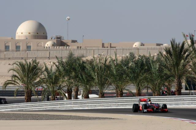 Bahrain has been on the Formula One calendar since 2004 (David Davies/PA)