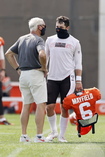 Browns realistic after collapsing under expectations in 2019