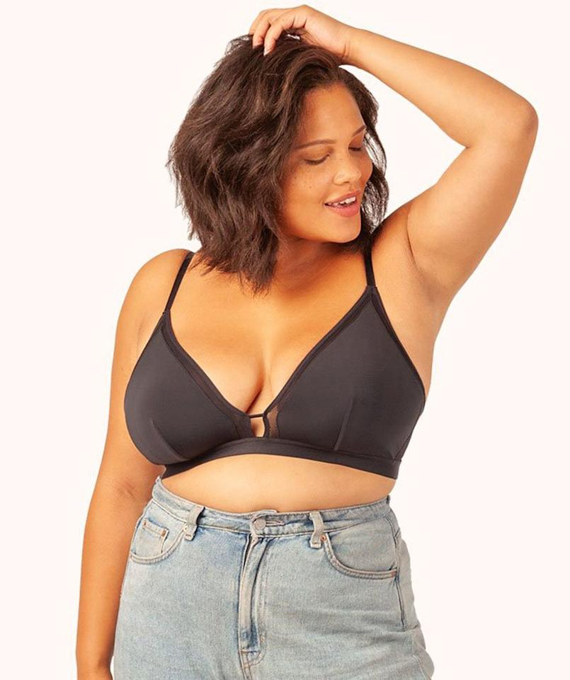 "<p>Our editors love <a href=""https://www.realsimple.com/beauty-fashion/best-bra-brand-lively"">bras from LIVELY</a> because the brand offers extremely comfortable styles (like <a href=""https://www.realsimple.com/beauty-fashion/best-bralette-for-big-boobs"" target=""_blank"">this bralette</a>) for bustier women, with most styles available in cup sizes A to DDD. Not only is LIVELY disrupting the lingerie industry with styles that empower women, but they're creating an entire movement that they've dubbed ""Leisurée.""</p> <p><strong>Our picks: </strong></p> <ul><li>The Busty Bralette: $35; <a href=""https://click.linksynergy.com/deeplink?id=93xLBvPhAeE&mid=44020&murl=http%3A%2F%2Fwww.wearlively.com%2Fproducts%2Fthe-busty-bralette-jet-black&u1=RS%2CTheBestPlacestoBuyComfyBrasThatActuallyFit%2Cmalcedo805%2CLIN%2CIMA%2C649373%2C201910%2CI"" target=""_blank"">wearlively.com</a>.</li> <li>The No-Wire Strapless: $35; <a href=""https://click.linksynergy.com/deeplink?id=93xLBvPhAeE&mid=44020&murl=http%3A%2F%2Fwww.wearlively.com%2Fproducts%2Fthe-no-wire-strapless-jet-black&u1=RS%2CTheBestPlacestoBuyComfyBrasThatActuallyFit%2Cmalcedo805%2CLIN%2CIMA%2C649373%2C201910%2CI"" target=""_blank"">wearlively.com</a>.</li> </ul>"