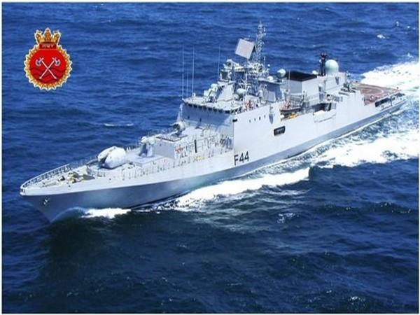 INS Tabar (Photo Credit - Ministry of Defence)