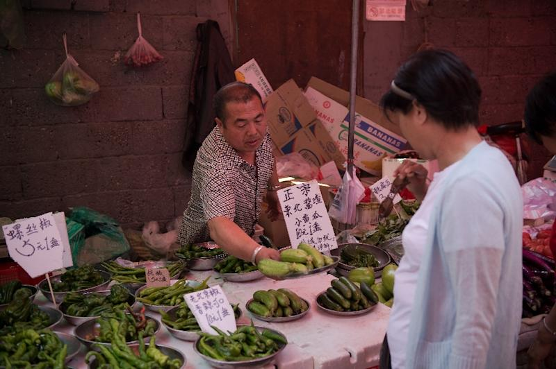 China inflation up 1.9 percent in June, slowest in 6 months