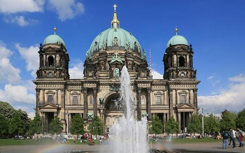 Berlin Cathedral - Credit: PETER SEYFFERTH