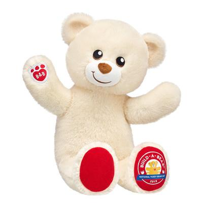 Build-A-Bear limited-edition collectible 2019 National Teddy Bear Day furry friend