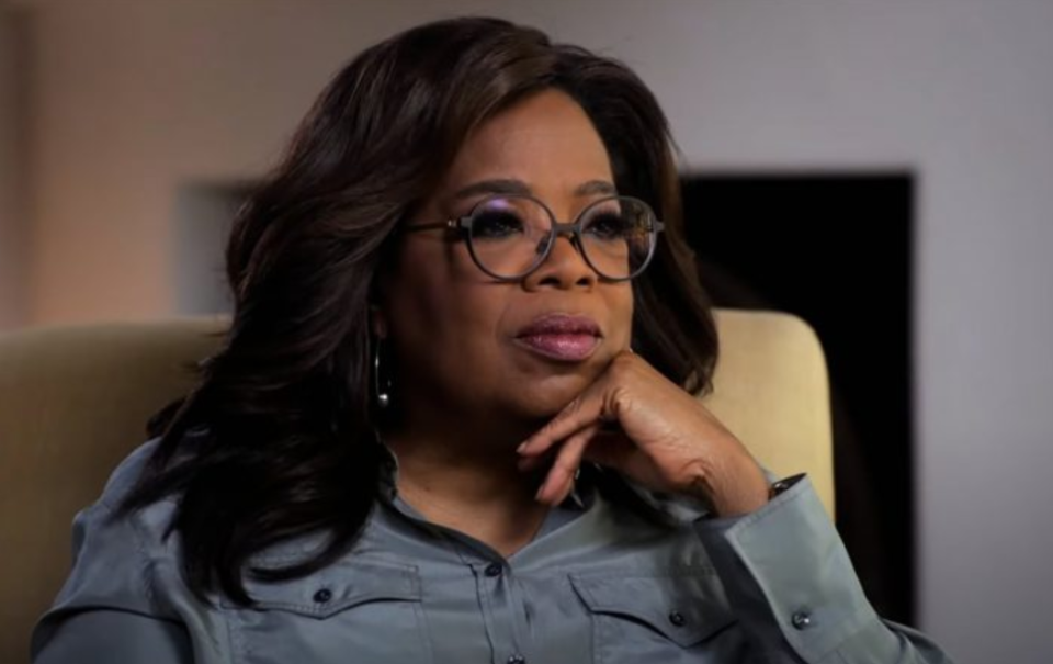 Oprah Winfrey in The Me You Can't See