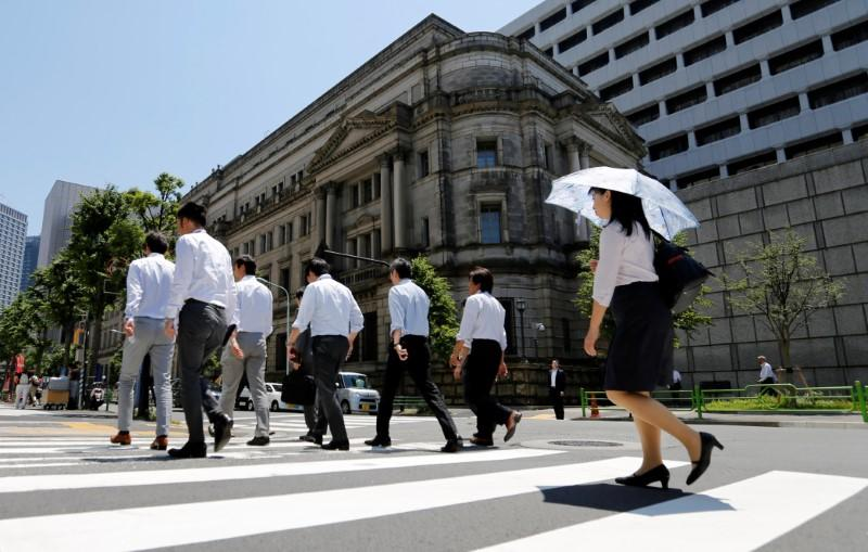 Bank of Japan sees deeper economic pain, even after emergency easing