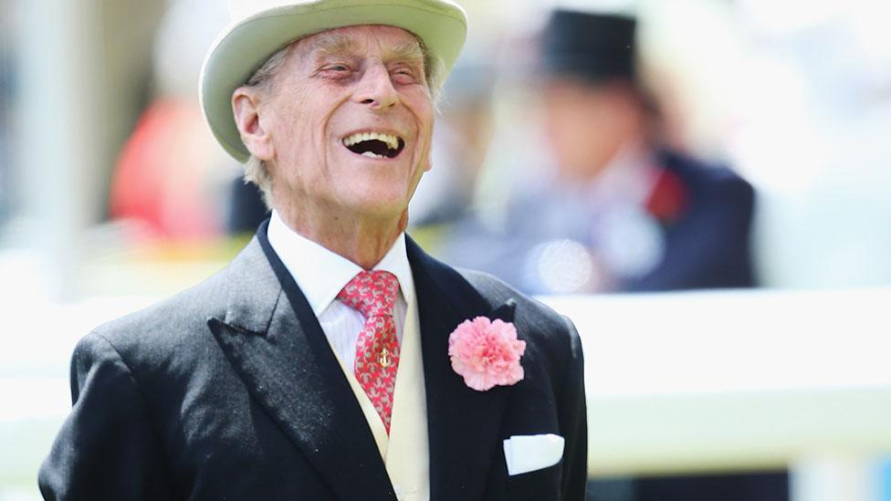 King Of The Clangers: Prince Phillip's most memorable gaffes