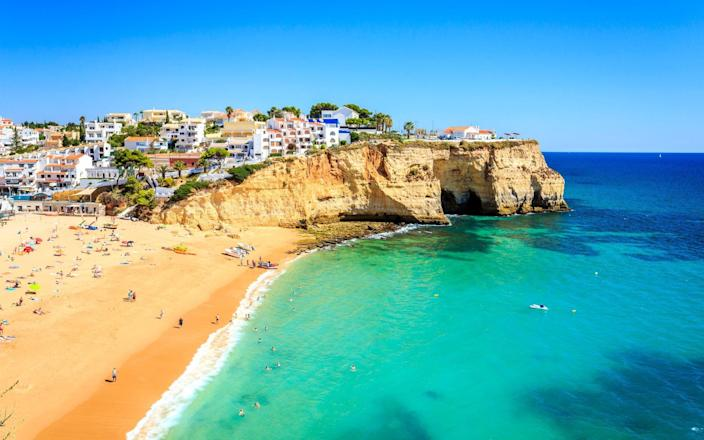 Britons will have to wait to return to the Algarve - istock