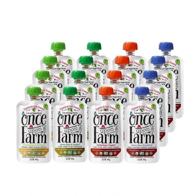 once upon a farm baby food