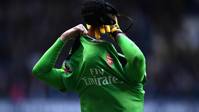 Arsenal's season took another turn for the worse with defeat to Tottenham, a team Petr Cech concedes have bettered them in 2016-17.