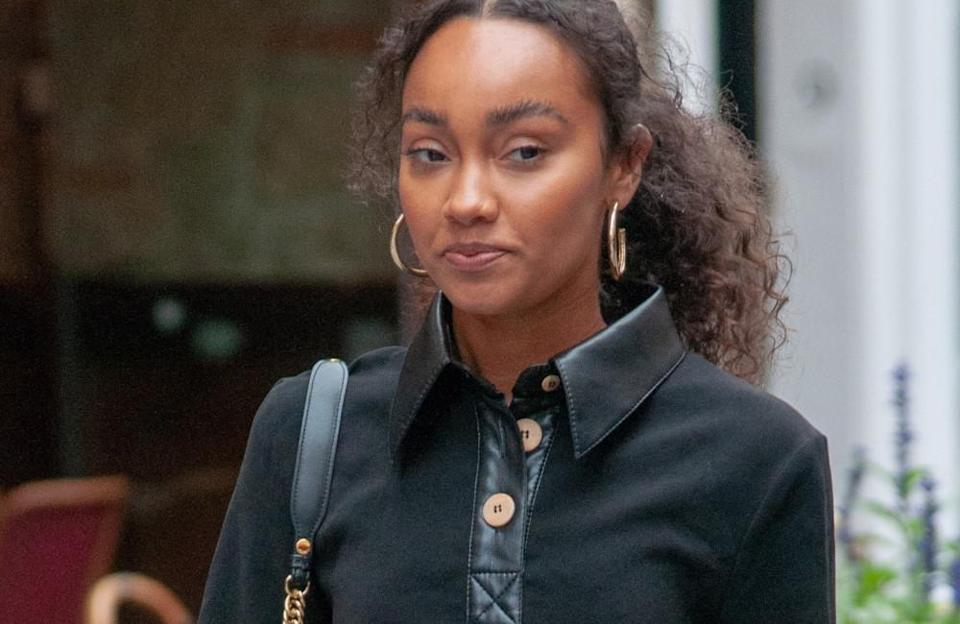 """The social media storm rages and Leigh-Anne is certainly not happy with the choices of her ex-bandmate. TikTokker NoHun shared screenshots of messages supposedly received from Leigh-Anne which branded Jesy a """"horrible person"""" and encouraged the viral TikTok user to make a video about it and claimed she had warned Jesy about her behaviour several times, which Jesy denied. She said """"I was in a group with two women of colour for nine years"""" and explained nothing had been said until they were making the music video for 'Sweet Melody' in 2019. Nicki Minaj weighed in on the spat, telling fans: """"Y'all gotta stop"""", noting that Jesy has been a victim of bullying before. An source close to the girls revealed that following the drama Jesy is banned from Little Mix forever, stating: """"They've been advised not to say anything publicly, and so far, they're sticking to that – they just want to move on."""""""