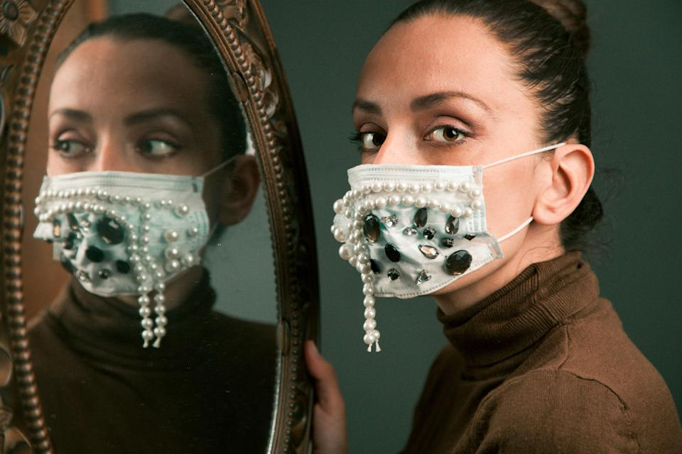 With the covid-19 pandemic, face masks have become the most popular accessories of 2020.