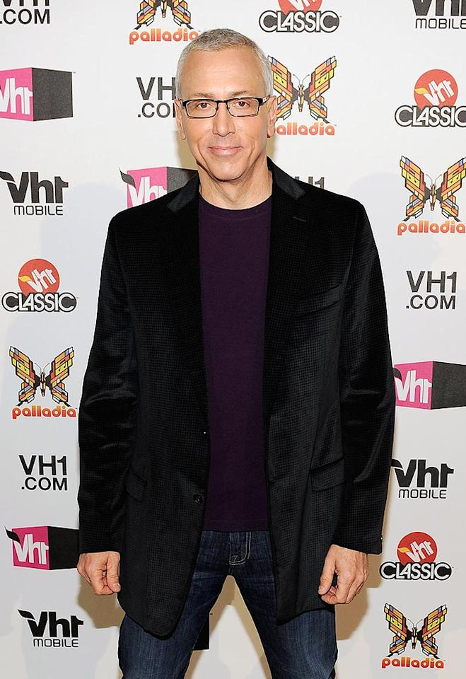 """One of 44 original series that VH1 is producing this year, Dr. Drew Pinsky's """"Estranged with Dr. Drew"""" will tackle relationships that are in ruins. Sounds like fun!? Larry Busacca/<a href=""""http://www.gettyimages.com/"""" target=""""new"""">GettyImages.com</a> - April 20, 2010"""
