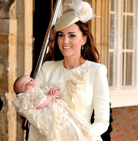 Kate Middleton: Inside Her Life as a New Mom to Baby Prince George