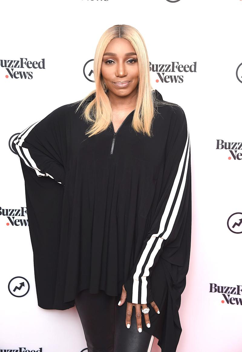 NeNe Leakes looking bright in all-black outfit is everything you need to see for a good day.
