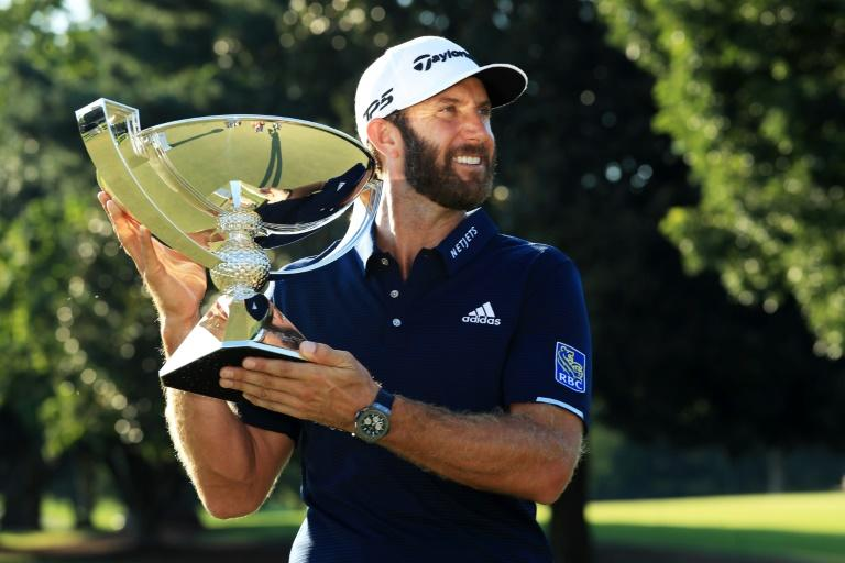 Top-ranked Johnson seeks second major crown at US Open