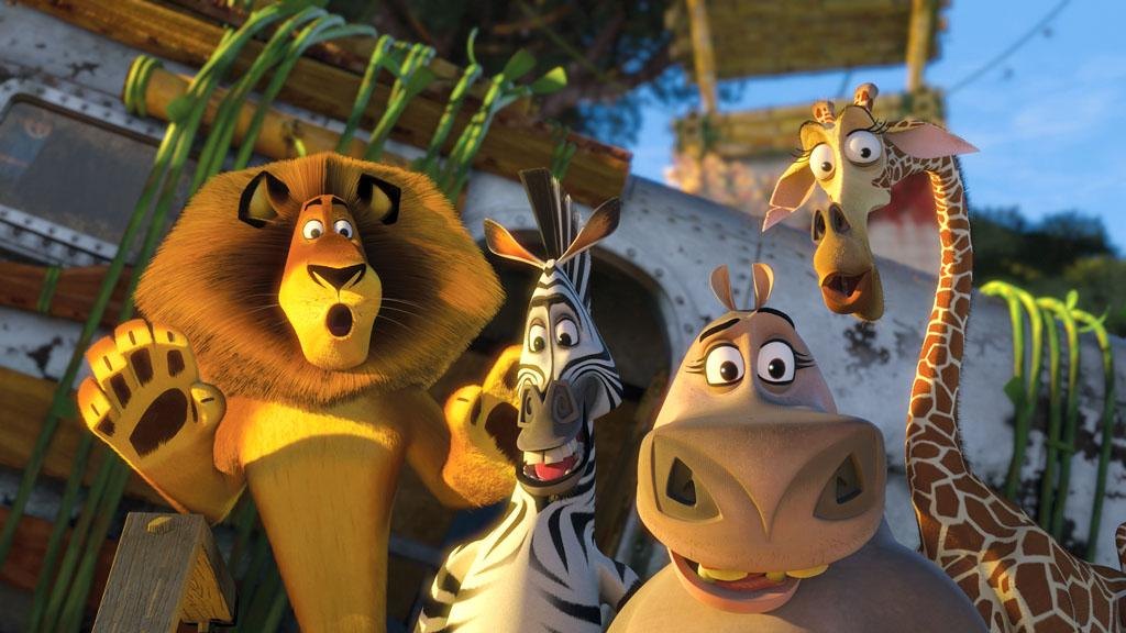 """7. <a href=""""http://movies.yahoo.com/movie/1809963548/info"""">MADAGASCAR: ESCAPE 2 AFRICA</a>  Total Gross: $176,934,000    In the sequel to 2005's animated animal hit, Alex the Lion, Marty the Zebra and the rest of the zoo crew crash landed in uncharted territory, and """"moved it, moved it"""" at the box office, kicking off the holiday movie season."""